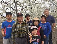 ヤマエイ中澤農園スタッフ